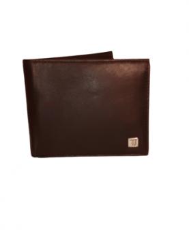 Trussardi Portafoglio Uomo con Ribaltina per carte di credito e monete