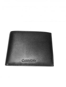 Portafoglio Uomo Calvin Klein in pelle 5 C/C
