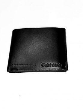 Calvin Klein Portafoglio Uomo Pelle 5C/C