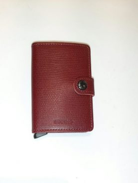 Porta Carte Credito Secrid Schermato
