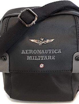 Aeronautica Militare Borsello Mini Canvas