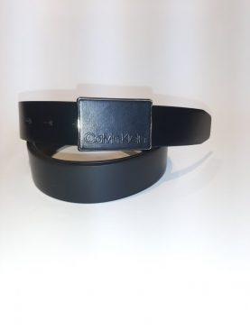 Cintura Uomo Calvin Klein Nera