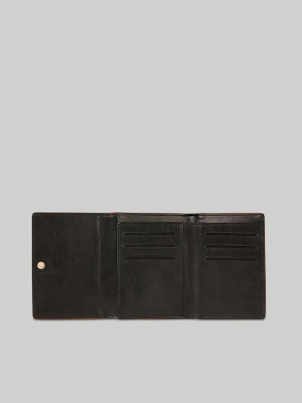 Faux leather Lily trifold purse TRUSSARDI JEANS 10 02 8051932553630 D