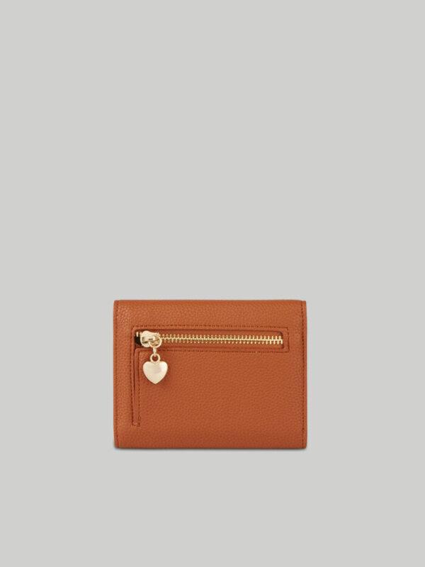 Faux leather Lily trifold purse TRUSSARDI JEANS 10 03 8051932553630 R