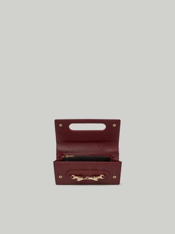 Large Eden continental purse in faux leather TRUSSARDI JEANS 50 06 8055720118124 D1