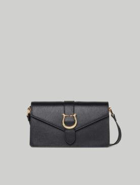 Borsa Trussardi donna modello Sadie Shoulder LG Palmellato Black