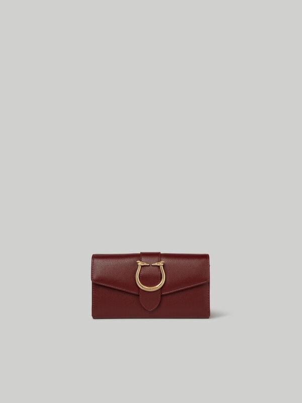 Large Sadie continental purse TRUSSARDI JEANS 50 01 8055720118179 F
