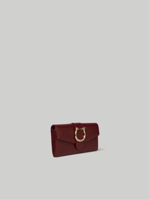 Large Sadie continental purse TRUSSARDI JEANS 50 02 8055720118179 SD