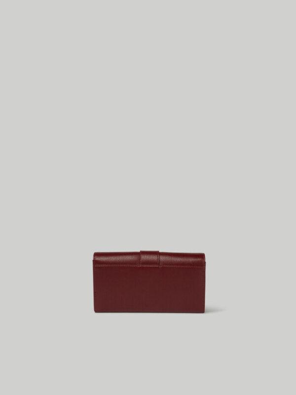 Large Sadie continental purse TRUSSARDI JEANS 50 03 8055720118179 R
