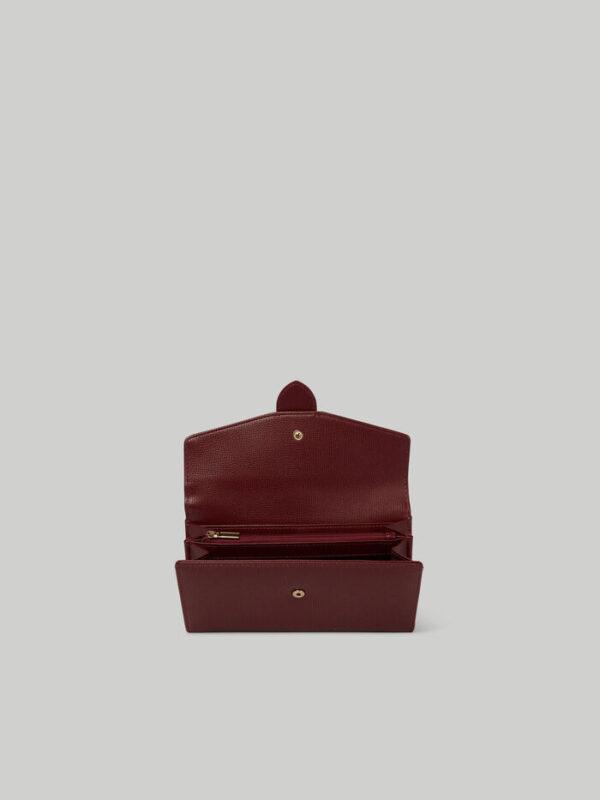 Large Sadie continental purse TRUSSARDI JEANS 50 06 8055720118179 D1