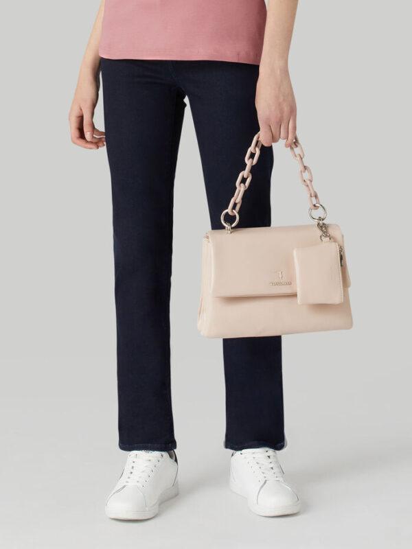 Medium Claire bag TRUSSARDI JEANS 50 05 8051932776794 L