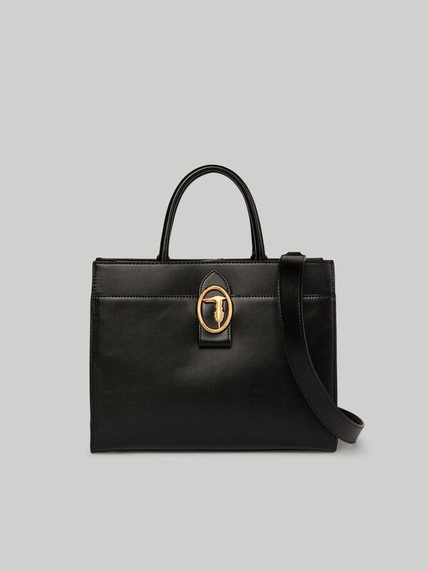 Medium Grace tote bag TRUSSARDI JEANS 50 01 8055720109603 F