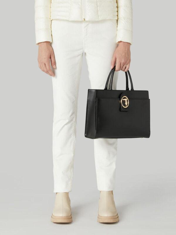 Medium Grace tote bag TRUSSARDI JEANS 50 05 8055720109603 L