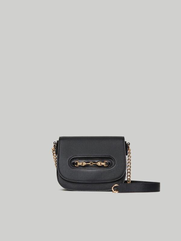 Small Eden crossbody bag TRUSSARDI JEANS 50 01 8051932776060 F
